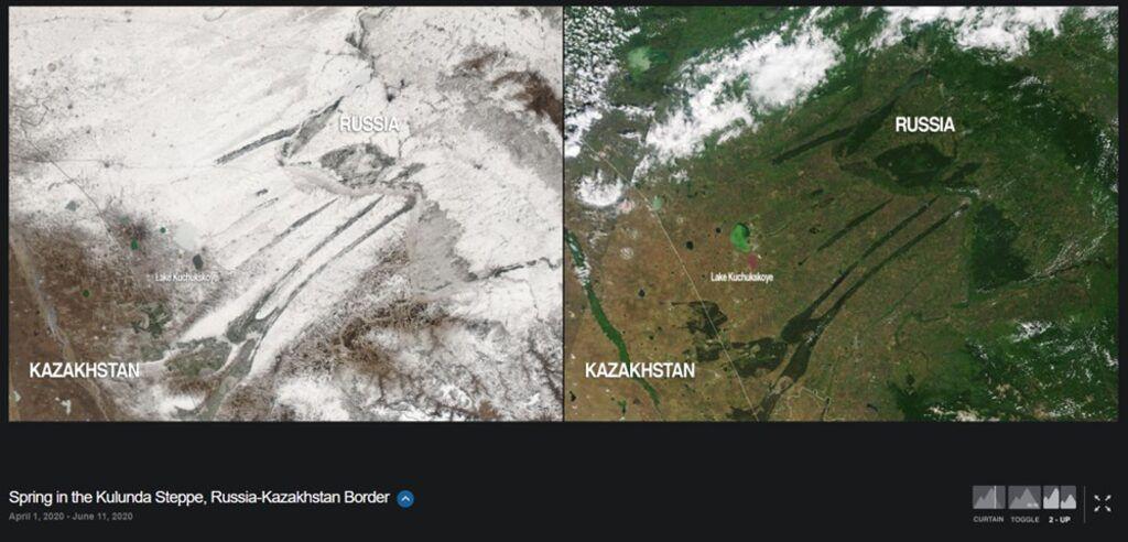NASA küresel ısınma sonucu ortaya çıkan korkunç tabloyu paylaştı - Sayfa 4