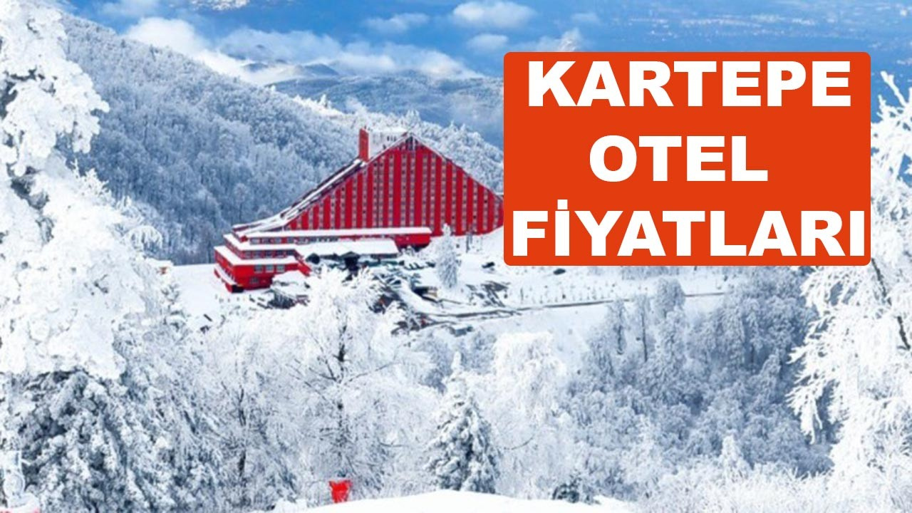 Kartepe Kayak Merkezi Otel Fiyatları 2021 Güncel Kar Tatili