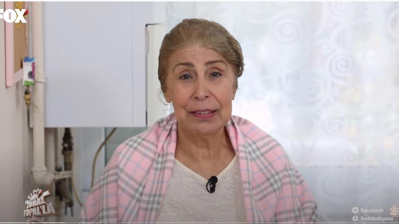 Oğlu tarafından öldürülen kadın 'Zuhal Topal'a katılan Şükran hanım çıktı
