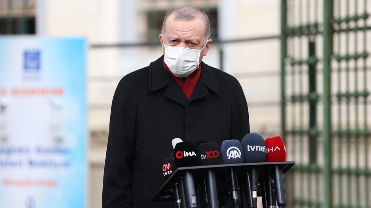 Cumhurbaşkanı Erdoğan'dan fiyat artışlarına tepki