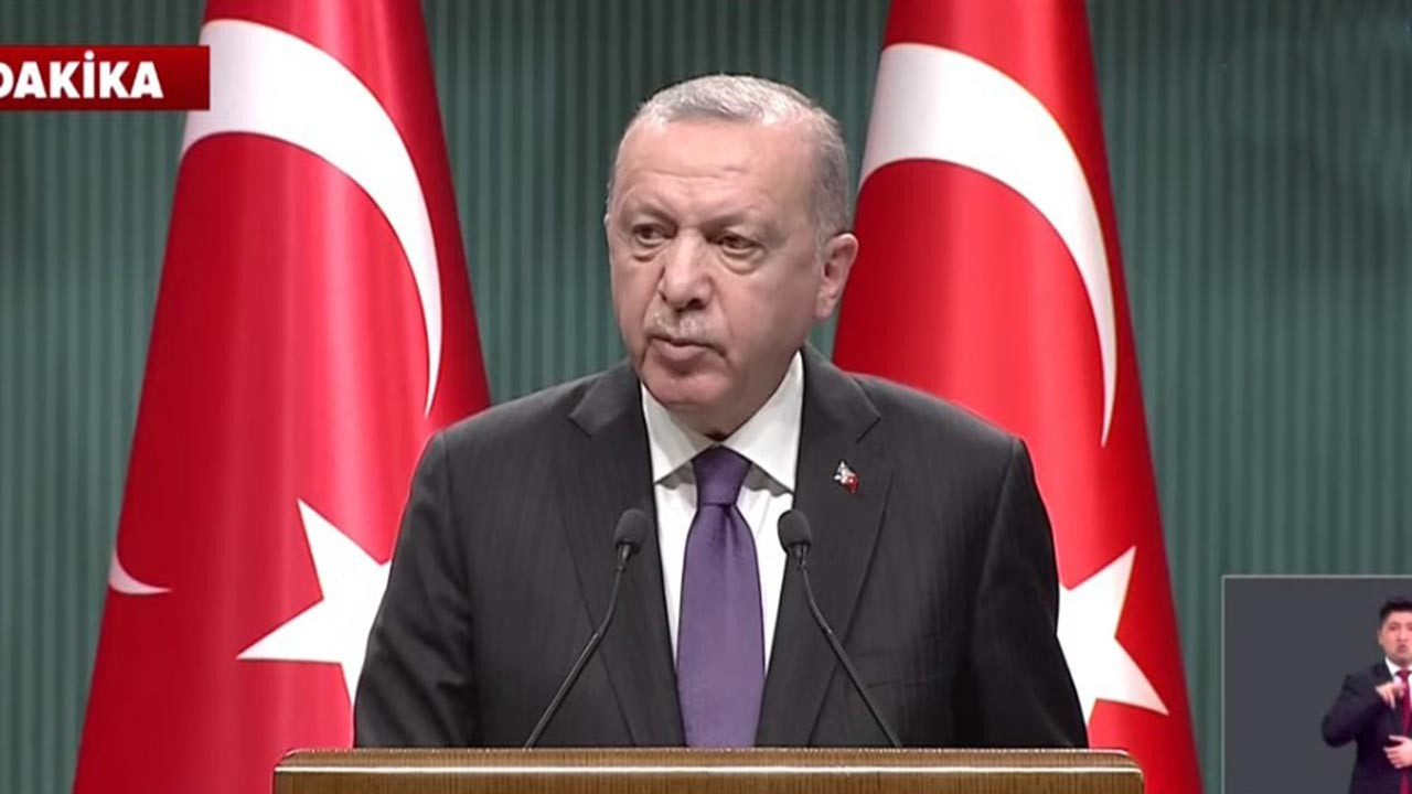 Cumhurbaşkanı Erdoğan'dan heyecanlandıran açıklama