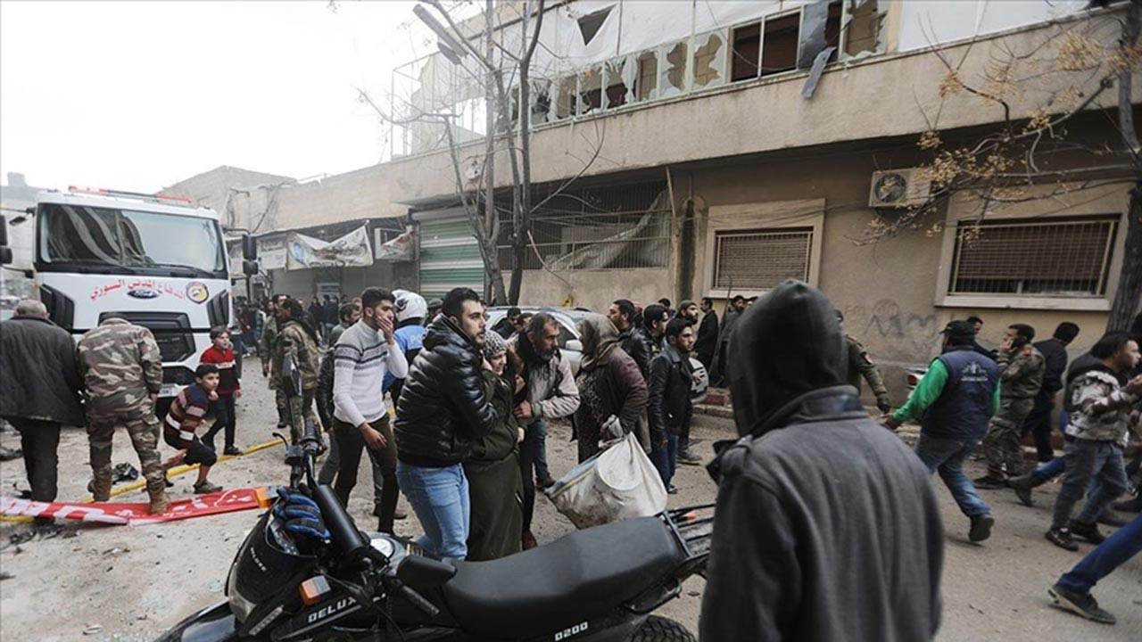 Terör örgütü Azez ve Bab'da sivillere saldırdı
