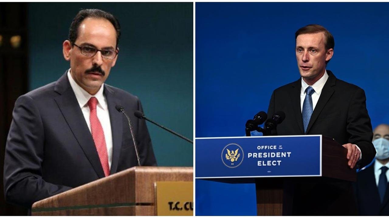 Türkiye ile yeni ABD yönetimi arasında ilk temas