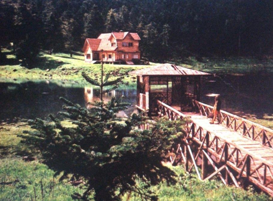 Abant Gölü'ndeki ev kimin? Gölcük Gölündeki ev kimin? - Sayfa 4