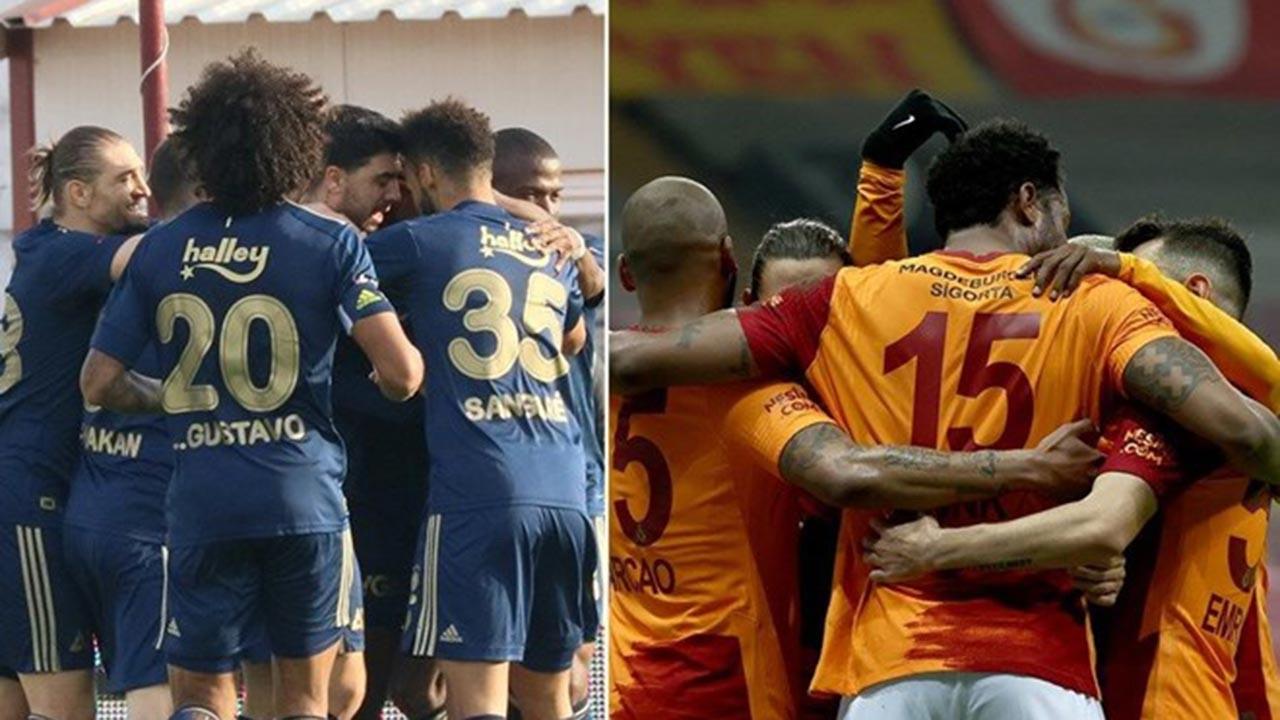 İstanbul'da dev derbi heyecanı