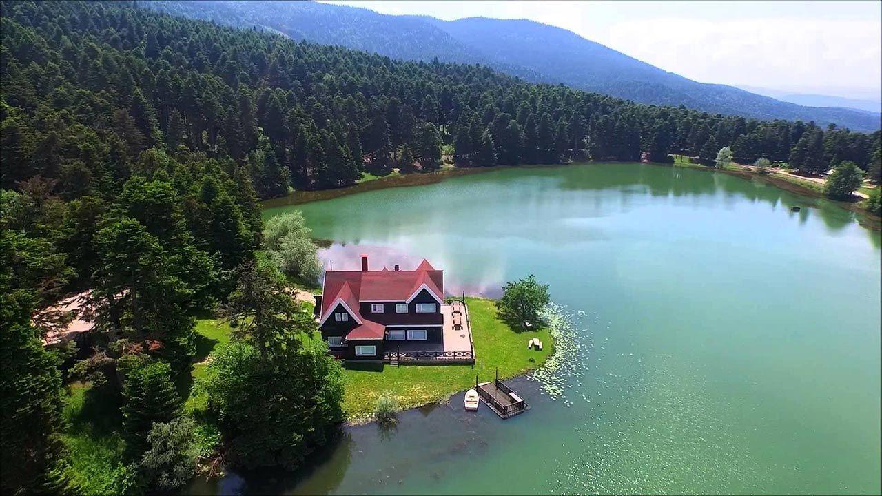 Abant Gölü'ndeki ev kimin? Gölcük Gölündeki ev kimin? - Sayfa 1