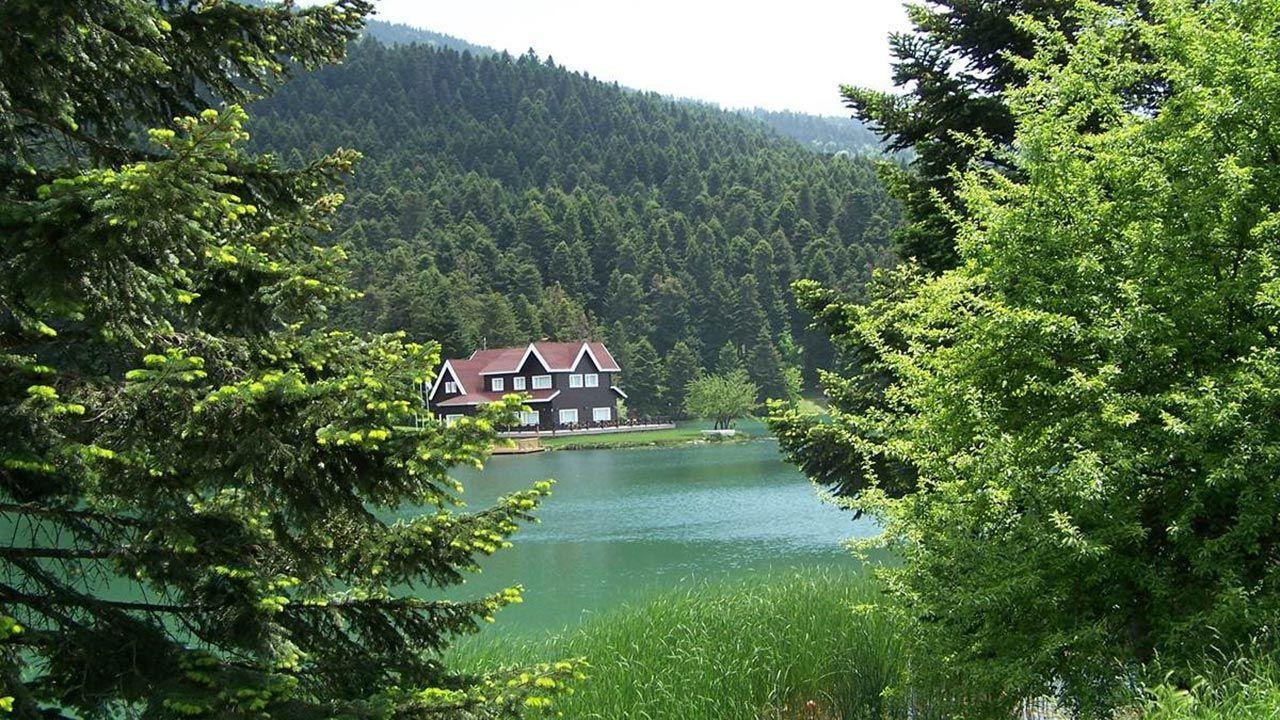 Abant Gölü'ndeki ev kimin? Gölcük Gölündeki ev kimin? - Sayfa 2