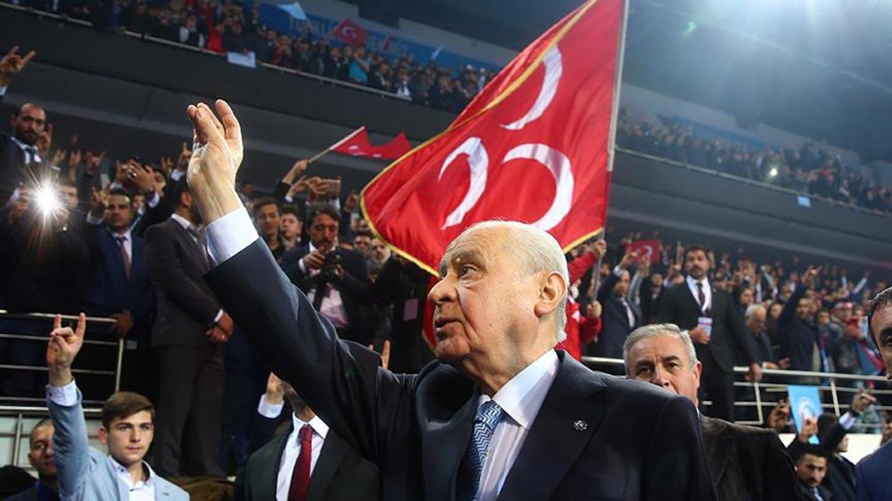 Bahçeli, MHP'nin kurultay tarihini açıkladı