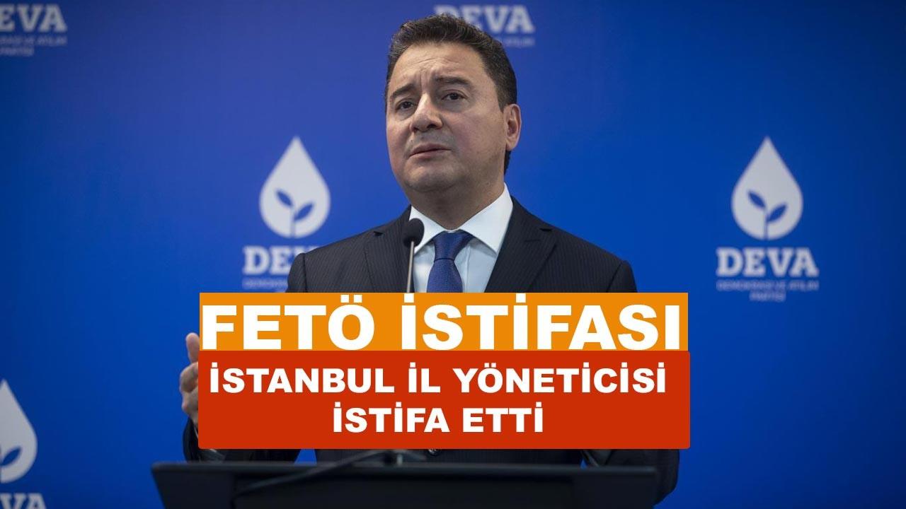 Ali Babacan'ın partisinde 'FETÖ' istifası