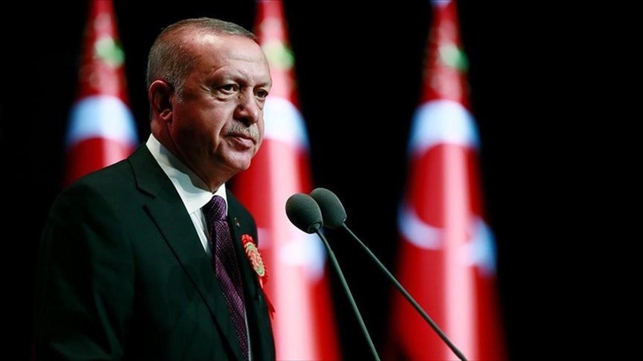 Cumhurbaşkanı Erdoğan yeni harita ve kısıtlamaları açıkladı
