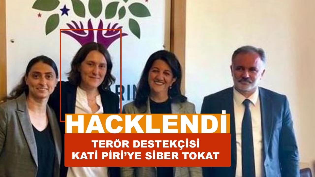 Türk Hackerlardan Kati Piri'ye siber operasyon