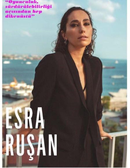 Masumlar Apartmanı Esra kim, gerçek adı ne?