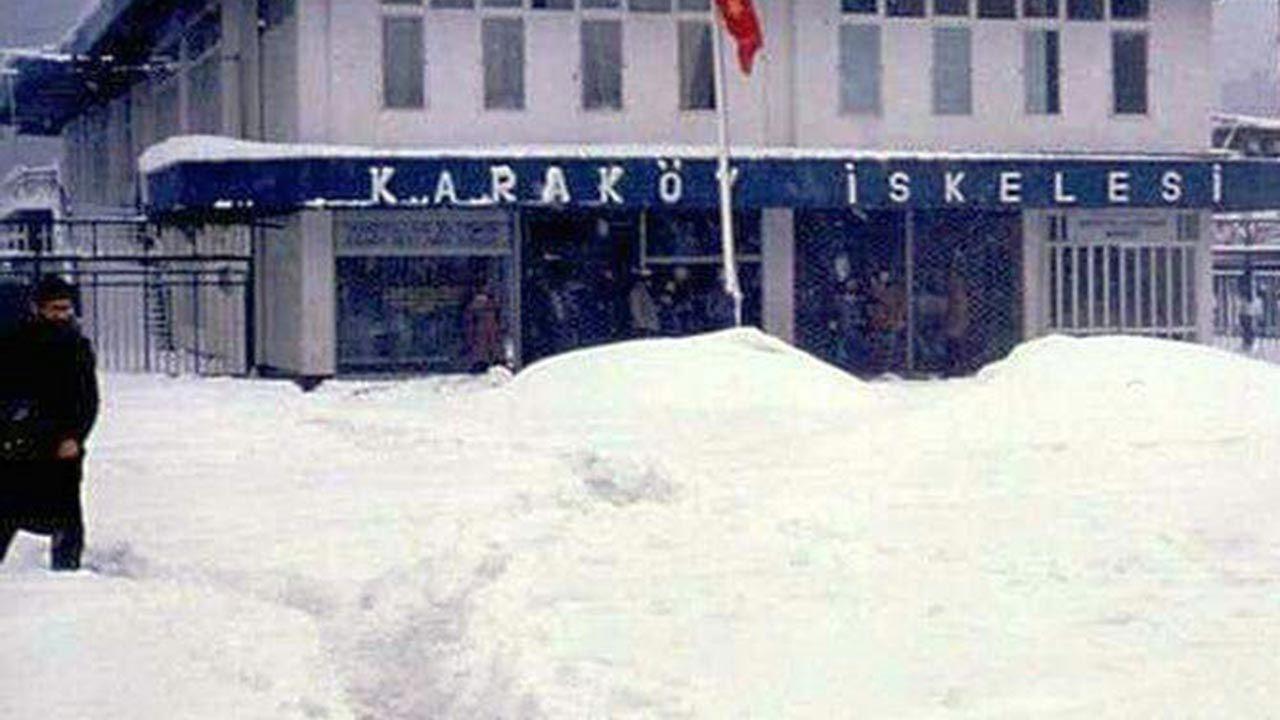 Meşhur 1987 kışında İstanbul'dan kareler - Sayfa 4
