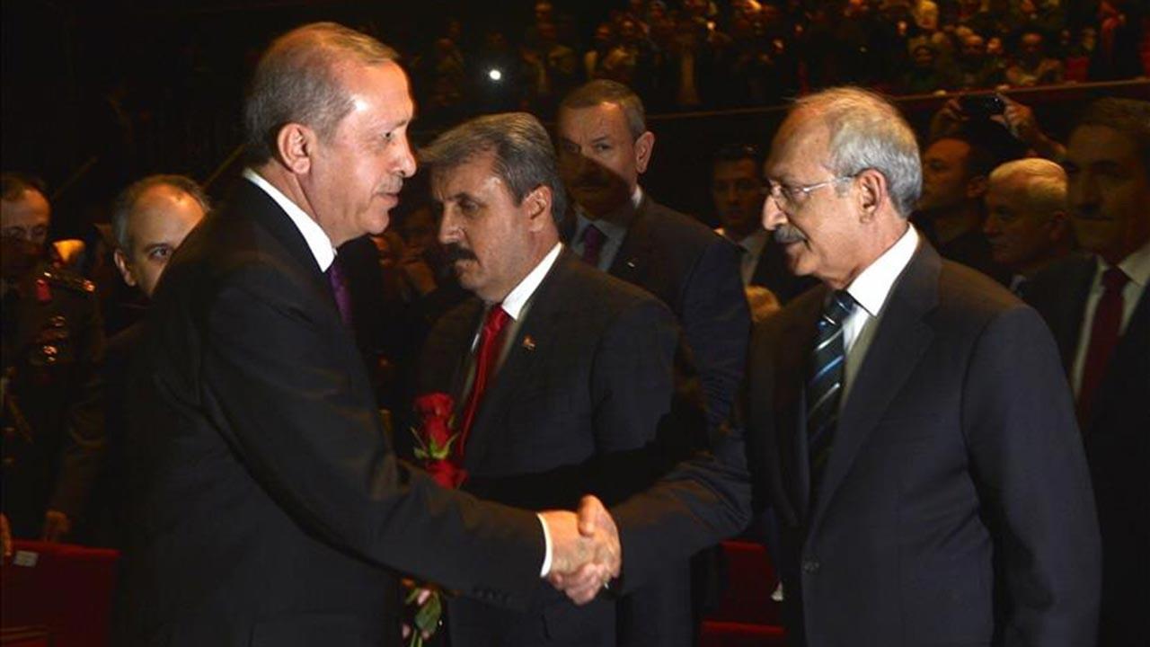 Erdoğan'dan Kılıçdaroğlu'na 'Gara' davası