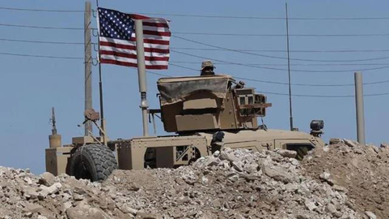 ABD YPG'lilerle birlikte sınırımızda üs kuruyor