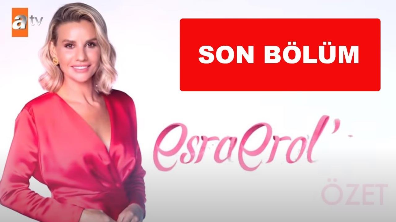 Esra Erol canlı izle 13 Eylül 2021 Pazartesi