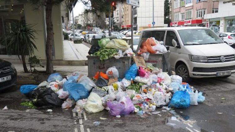 Kadıköy'de çöp dağları - Sayfa 1