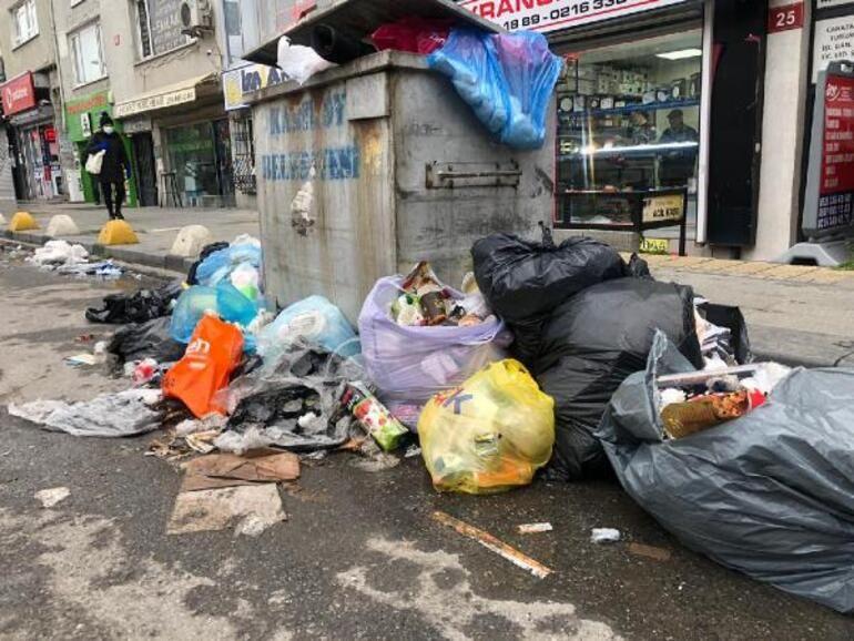Kadıköy'de çöp dağları - Sayfa 2