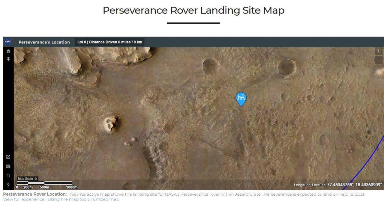 Mars'tan ilk yakın çekim fotoğraflar geldi - Sayfa 2