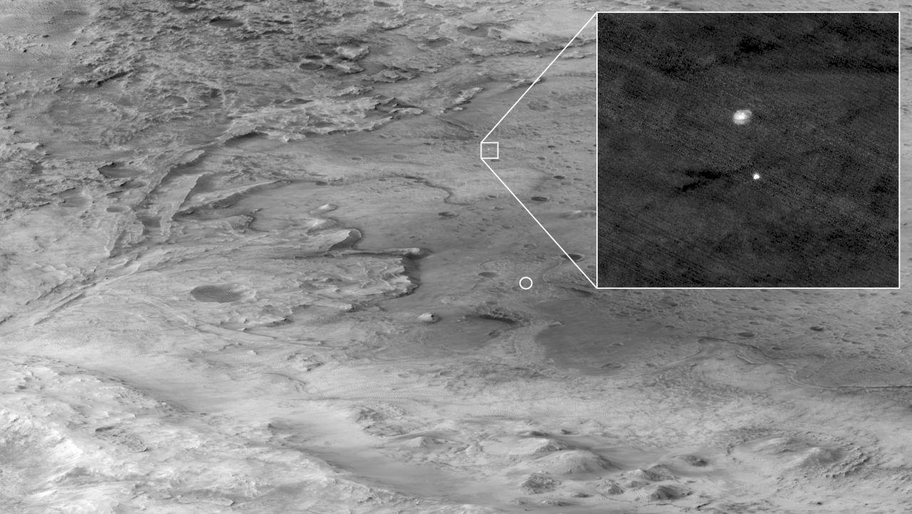 Mars'tan ilk yakın çekim fotoğraflar geldi - Sayfa 3