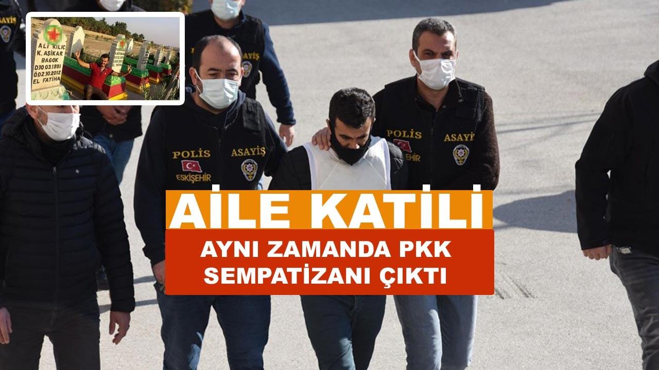 Tokkal ailesinin katili PKK sempatizanı çıktı