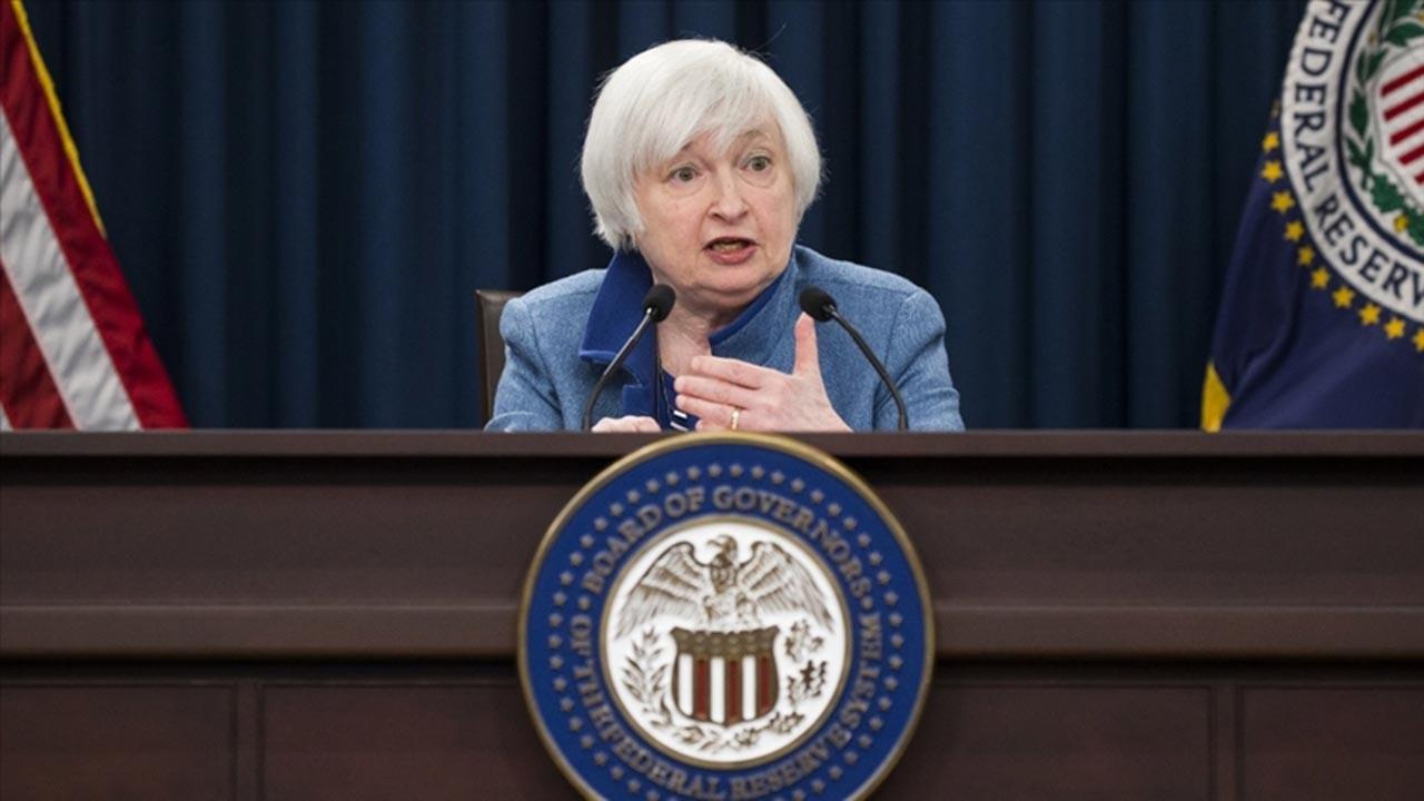 """Yellen'den ABD için """"tarihi kriz"""" uyarısı"""