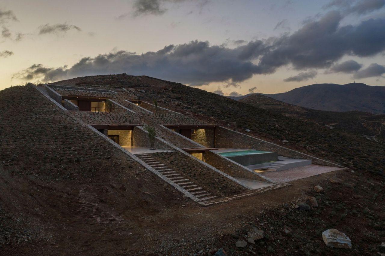 Yeni moda bu evler, doğayla bütünleşik - Sayfa 1