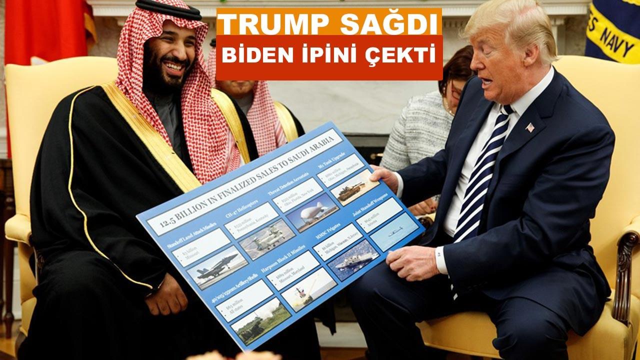 ABD, Prens Selman'ın ipini çekti