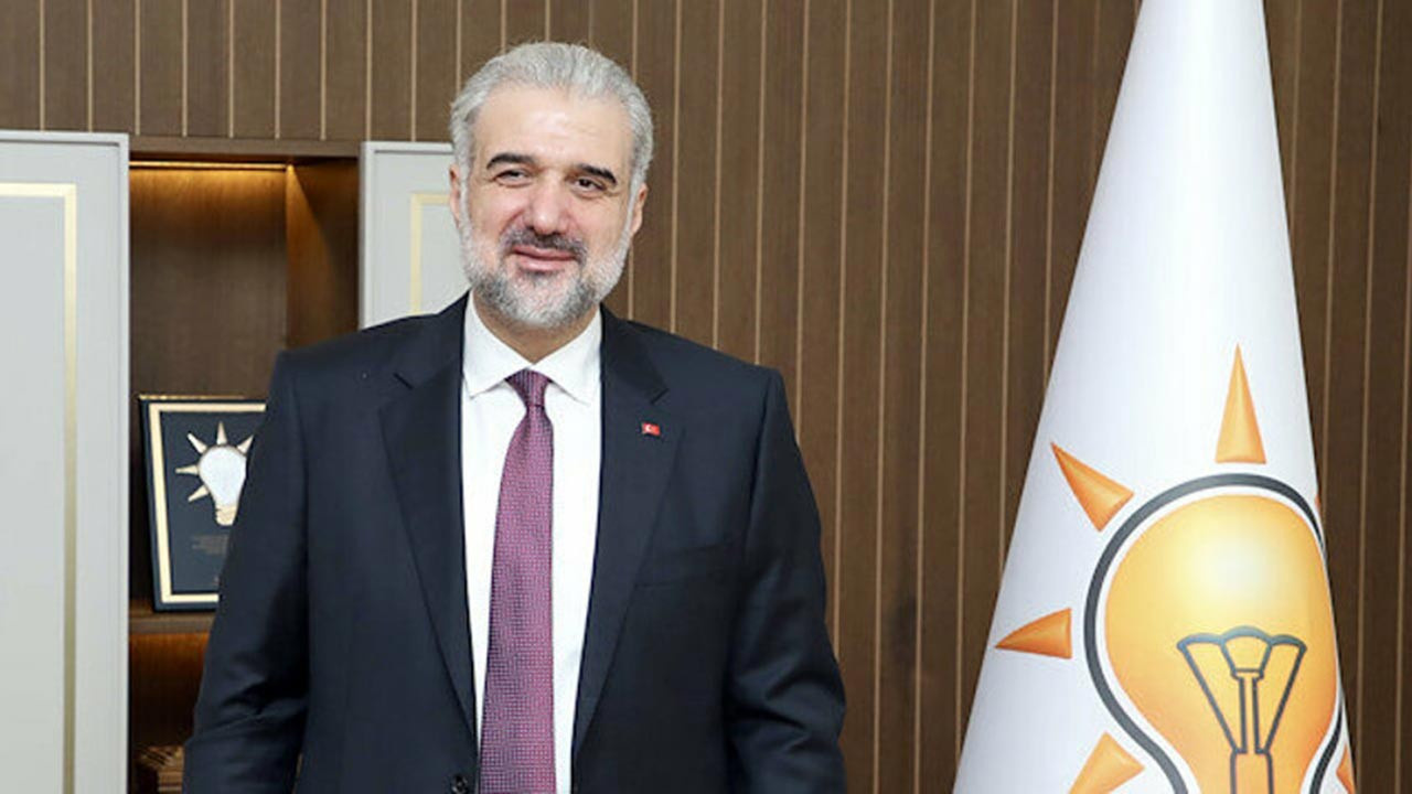 AK Parti İstanbul İl Başkanı Kabaktepe, CHP İstanbul İl Başkanı Canan Kaftancıoğlu'nu kahveye davet etti.