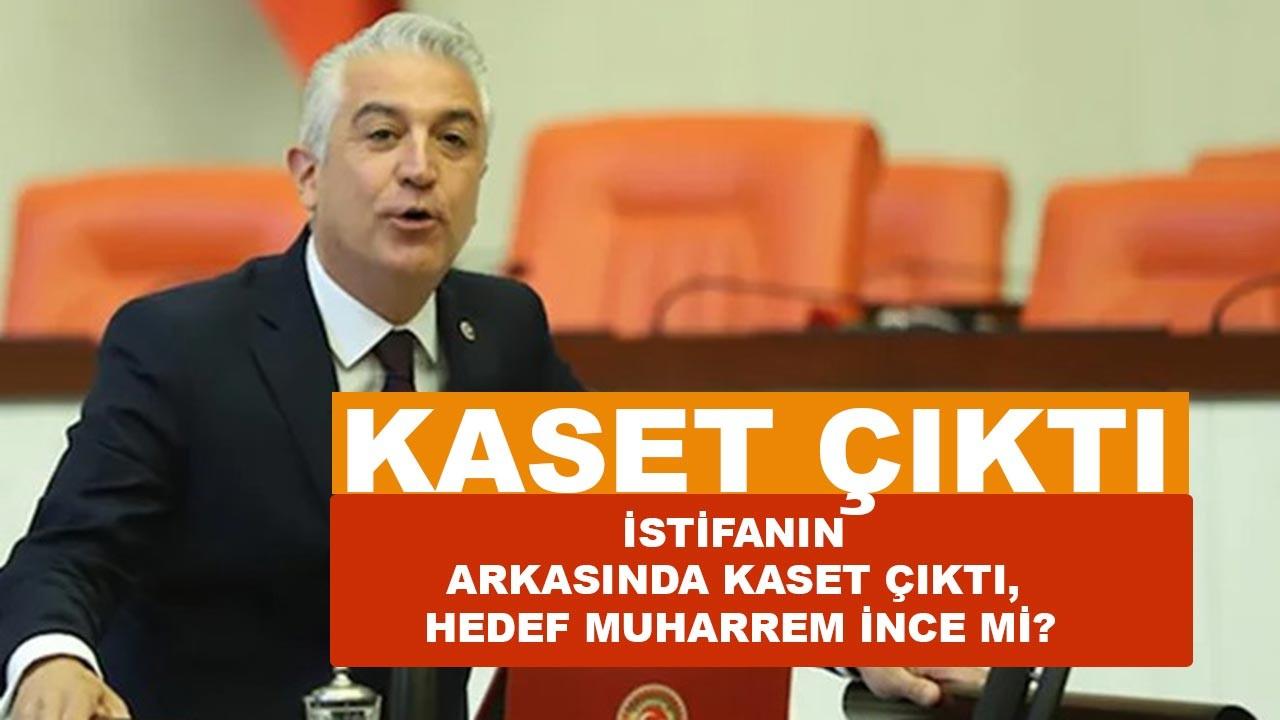 CHP'de ikinci kaset skandalı