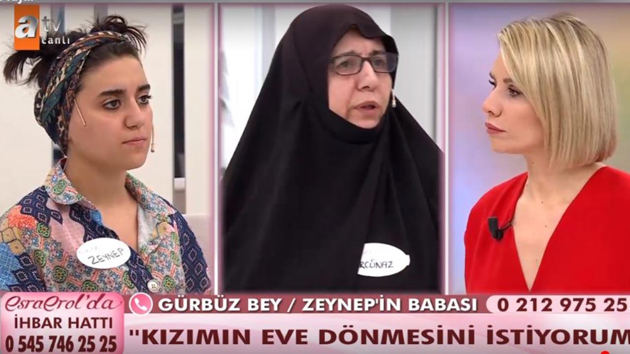 Esra Erol Zeynep soyadı nedir?