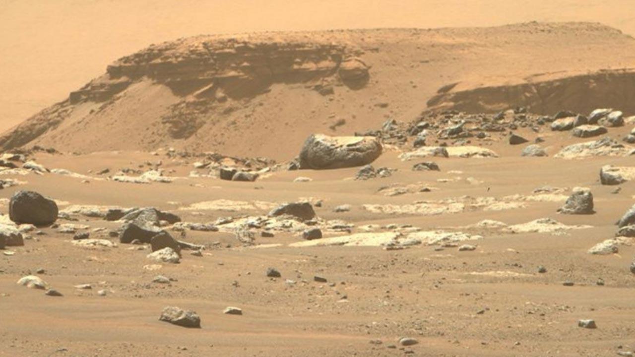 Mars'ın en net görüntüleri geldi