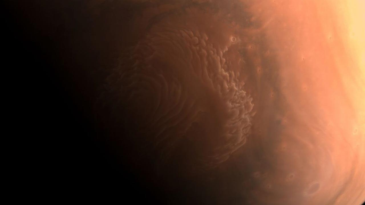 Çin'in Mars'tan ilk fotoğrafları geldi