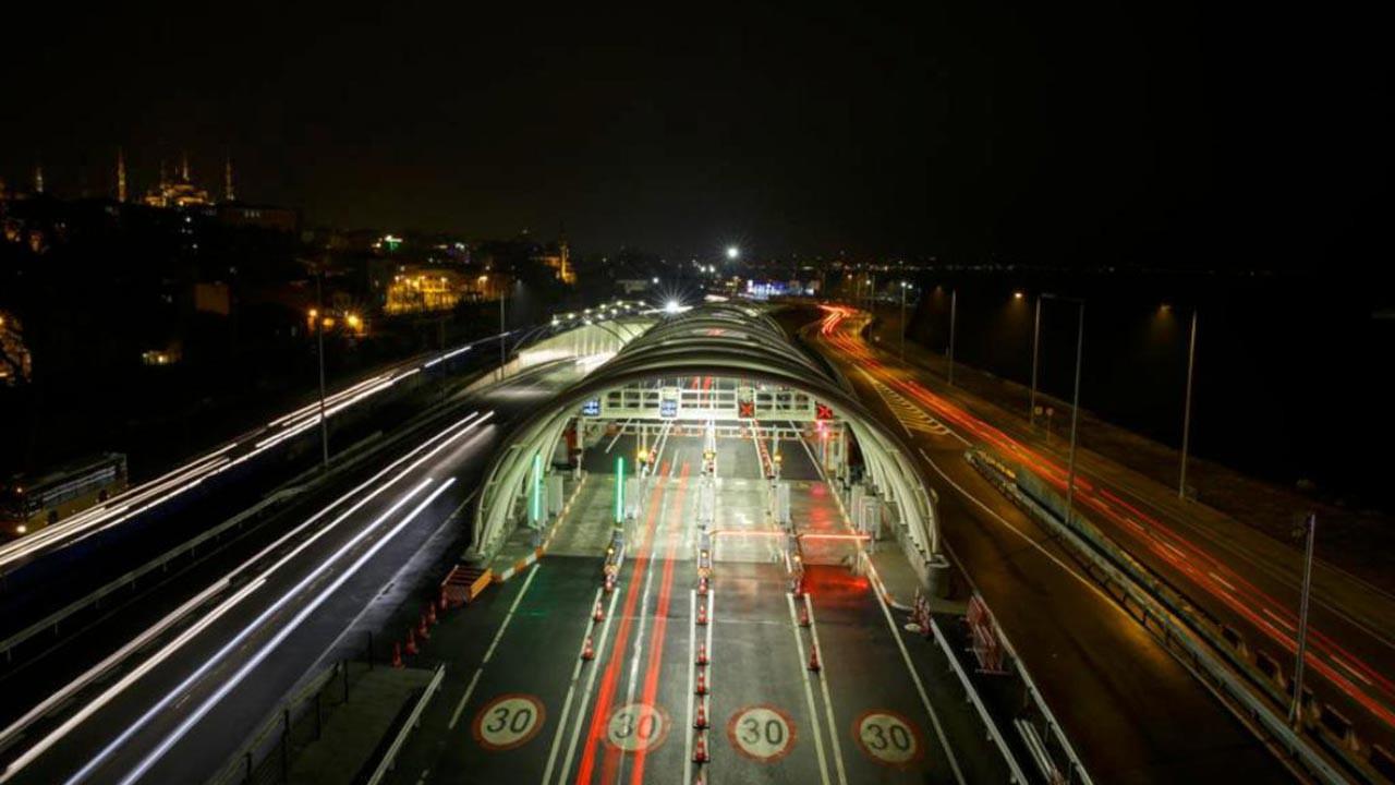 Avrasya Tüneli'nin ekonomiye katkısı 6 milyar lira