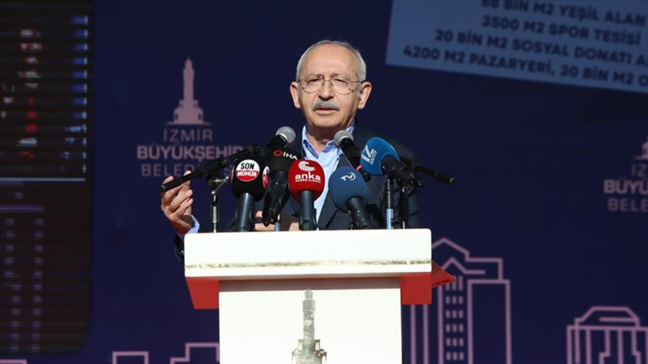 Kılıçdaroğlu'na İzmir'de protesto şoku
