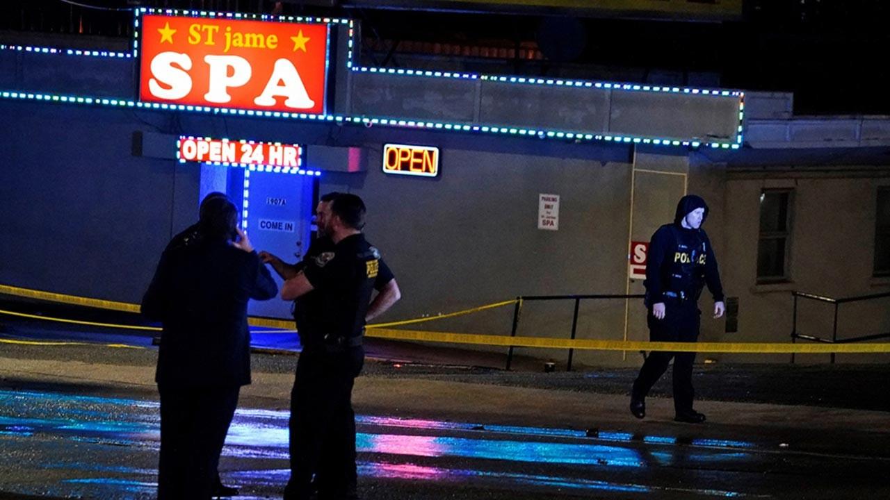 ABD'de saldırı şoku, 7'si kadın 8 kişi öldürüldü