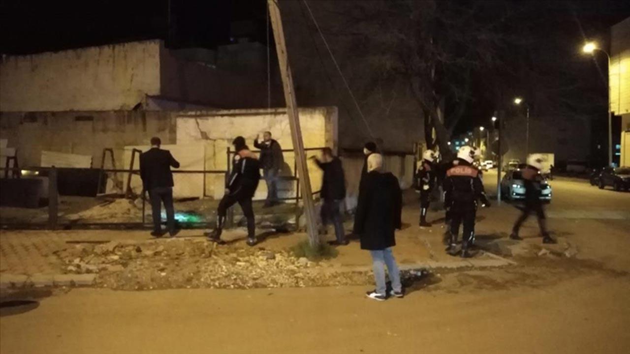 Suriye'den atılan iki roket Kilis'e düştü