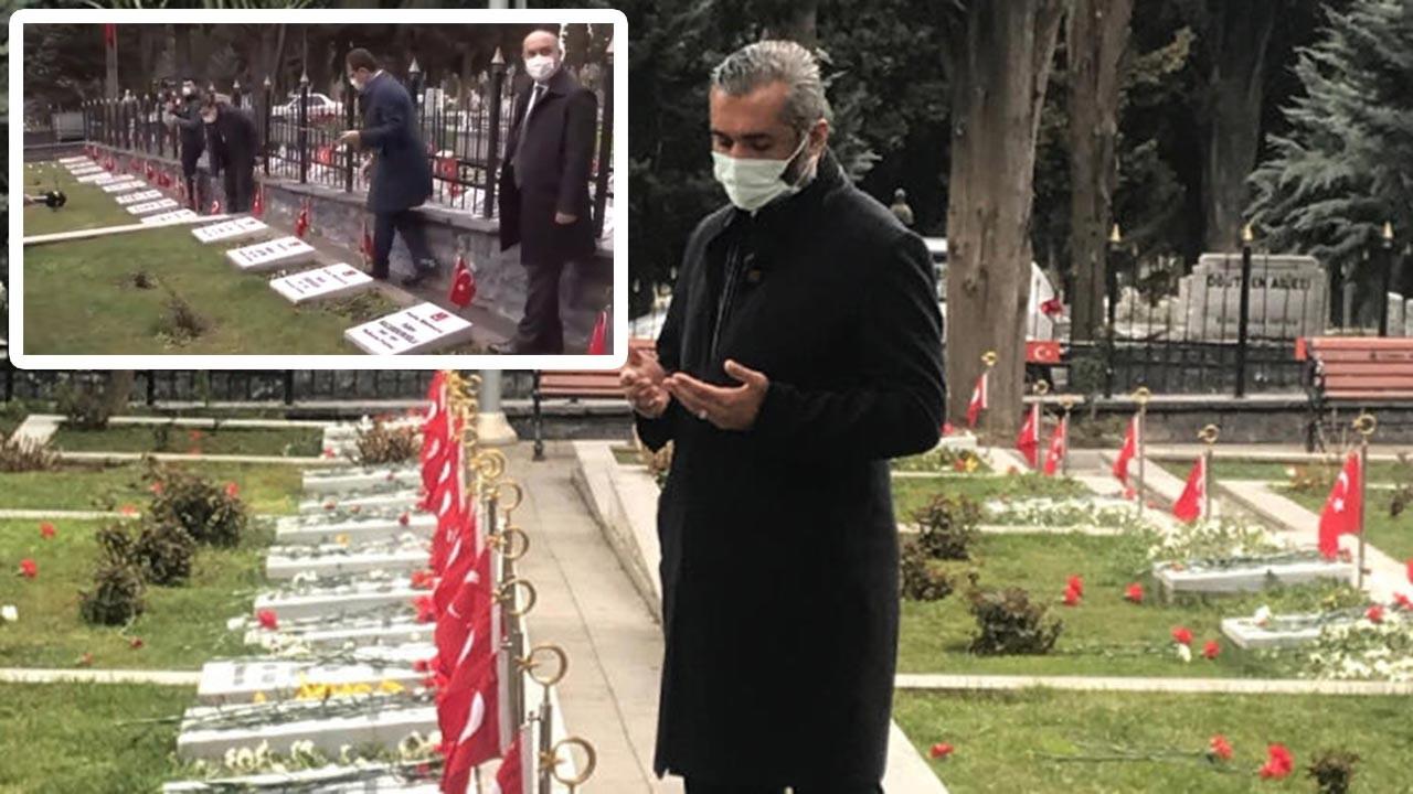Şehit yakınları İBB başkanını protesto edecek