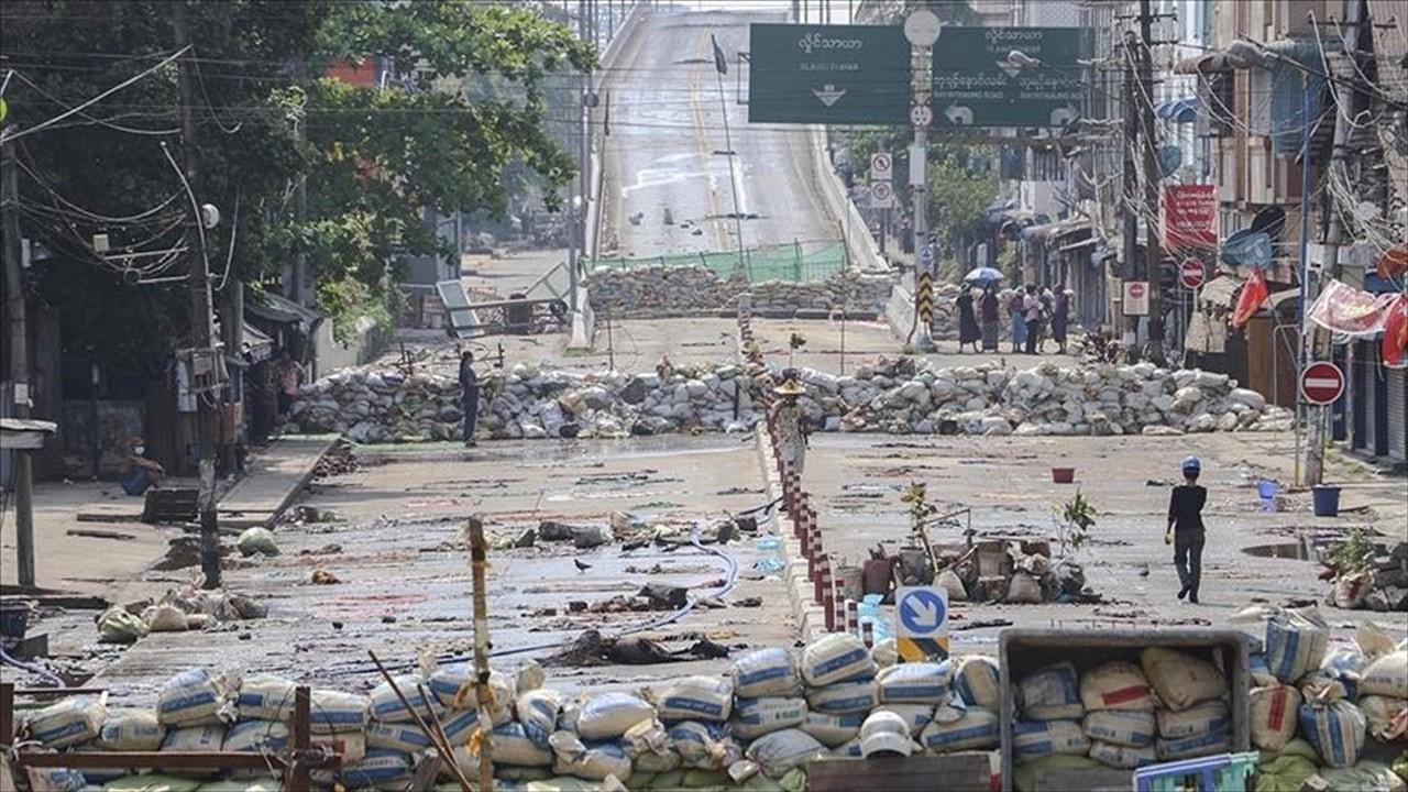 Myanmar'daki darbede son durum, ölüler artıyor