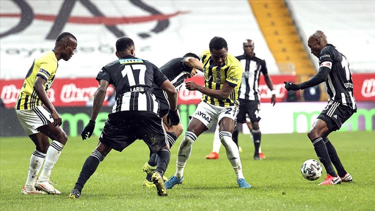 Fenerbahçe-Beşiktaş derbisinin kazananı olmadı