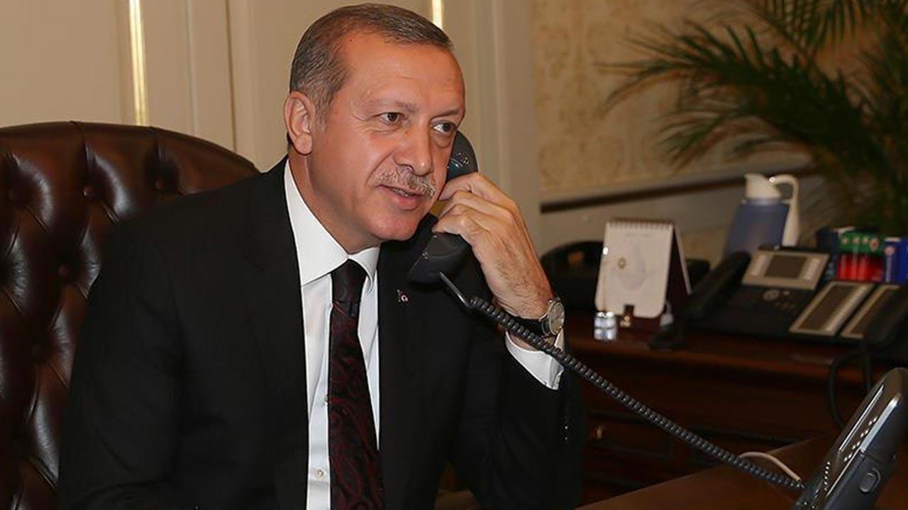 Erdoğan'dan AB liderleriyle üst üste görüşmeler