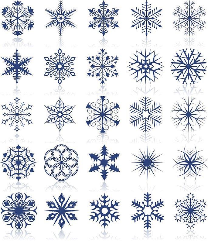 Kar taneleri neden birbirine değmez?