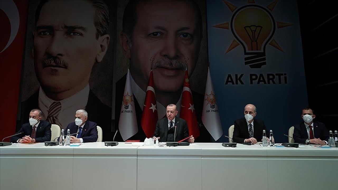 AK Parti A Takımı belli oldu