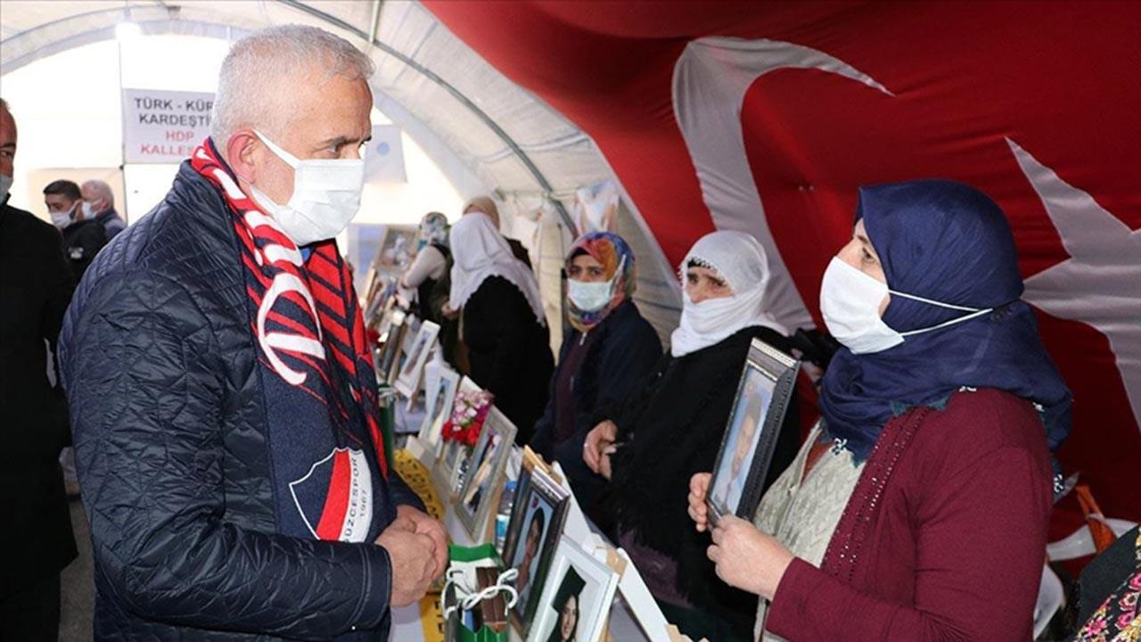 Diyarbakır Annelerine destek ziyaretleri artıyor