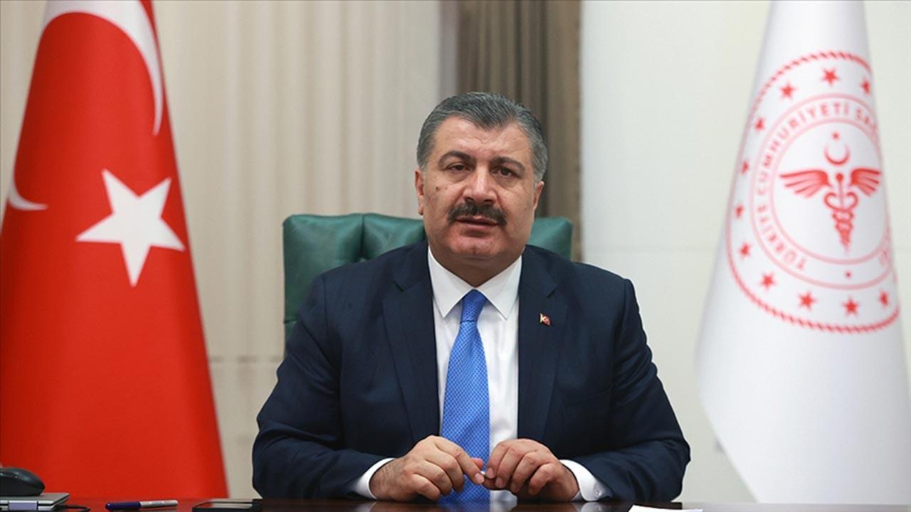 Sağlık Bakanı Koca: Mayıs sonuna kadar 100 milyon doz aşı Türkiye'ye geliyor