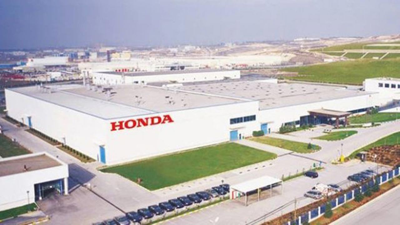 Honda Gebze'deki fabrikasını HABAŞ'a devretti