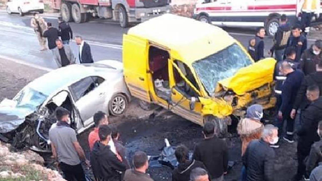 Katliam gibi kaza, 4 kişi öldü