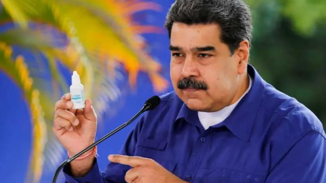 Hesapları dondurulan Venezuela aşı alamıyor
