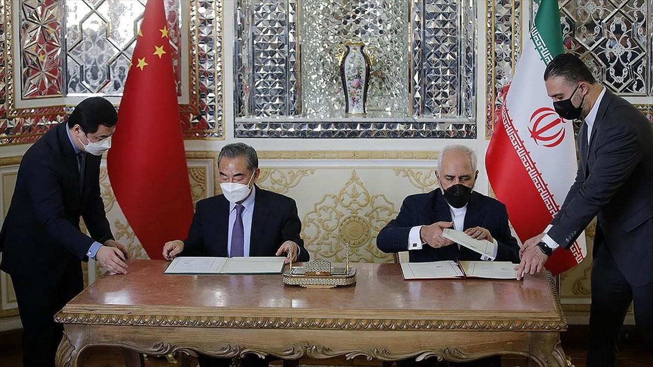 Batı destekli İranlılar Çin ile anlaşmaya tepkili