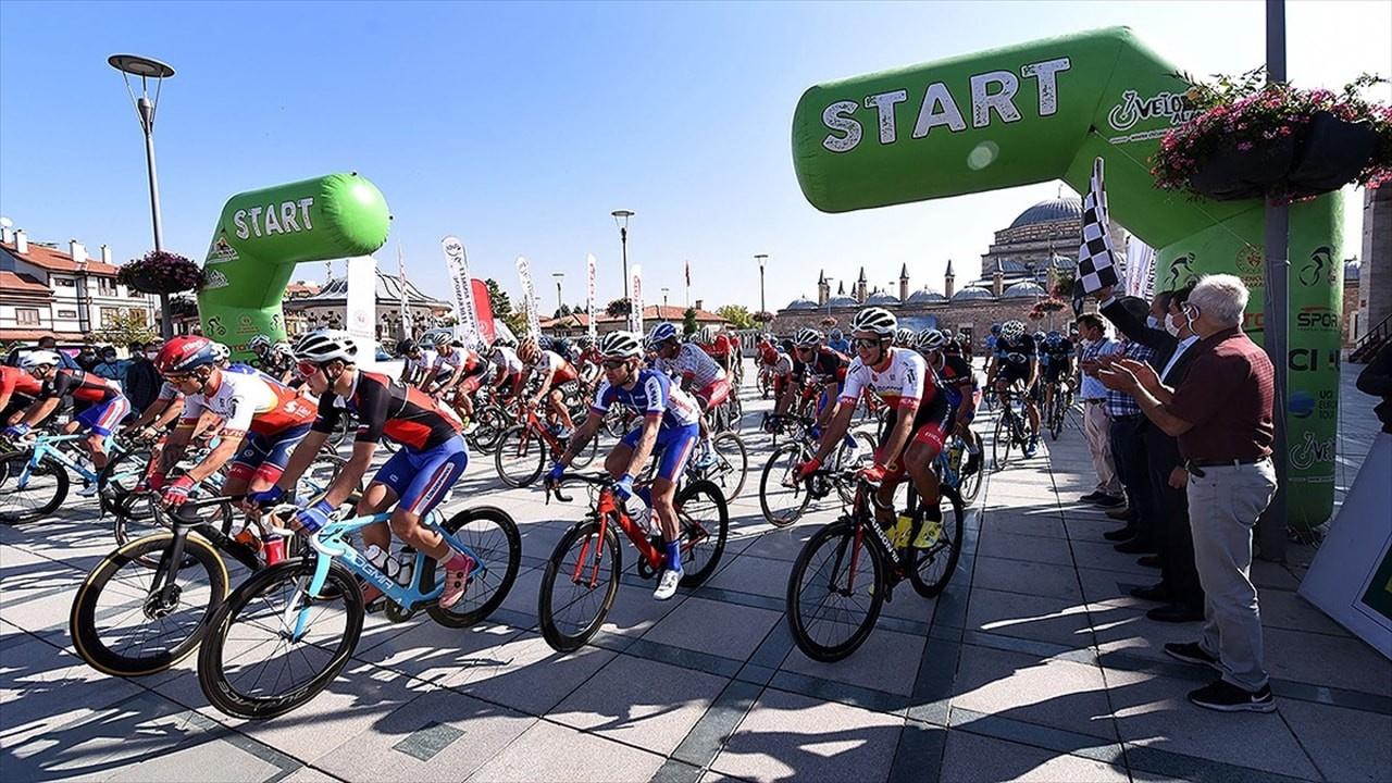 Uluslararası Mevlana Bisiklet Turu başlıyor